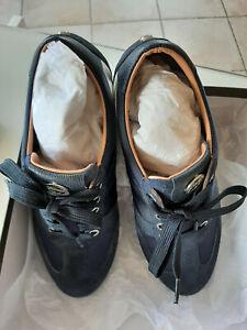 sneakers cuir Longchamp