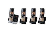 B-Ware! Panasonic kx-tg6724gb telefono senza fili con segreteria telefonica
