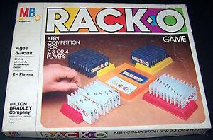Vintage-1980-1982-Rack-O-Card-Game-by-Milton-Bradley-in-Original-Box
