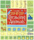 Step-by-Step Drawing Animals by Fiona Watt (Paperback, 2015)
