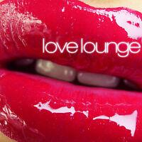 CD Love Lounge von Various Artists 2CDs