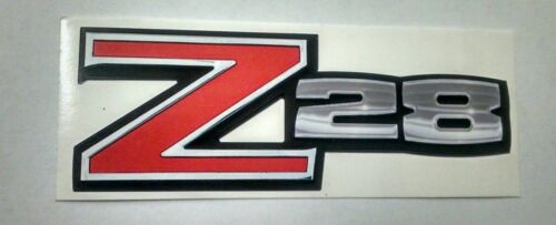 "Z28 Z-28 1970 to 1973 emblem badge sticker decal 6/""x2/"""