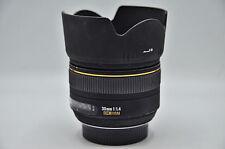 Sigma EX 30mm F/1.4 HSM DC SLD Prime Lens Nikon Mount
