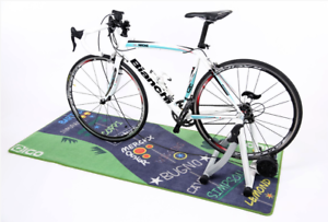 NEW EIGO CYCLE MAT - WORKSHOP SERVICING FLOOR MAT - LE COL - BIKE ROAD MTB