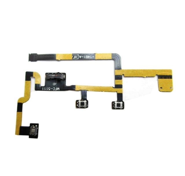 Power Button On/Off Volume Control Flex Cable for iPad 2 2nd A1395 EMC 2560 2012