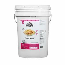 Augason Farms Potato Shreds 10lb Pail Dehydrated Emergency Bucket Food Supply