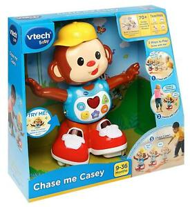 VTech Chase Me Casey With Melodies Sounds and phrases Age 9-36 Months
