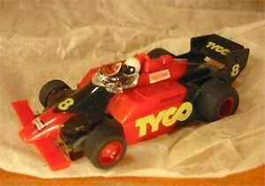 1993-TYCO-440-F1-Indy-8-HO-Slot-Car-New-Old-Stock-6209