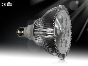 New-LED-Grow-Spot-Light-Red-Blue-Spectrum-of-Light-9w-UK-Standard-bulb-socket