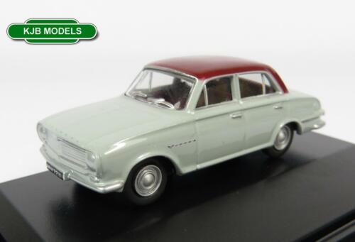 BNIB OO GAUGE OXFORD 1:76 76FB001 RED GULL GREY VAUXHALL FB VICTOR CAR