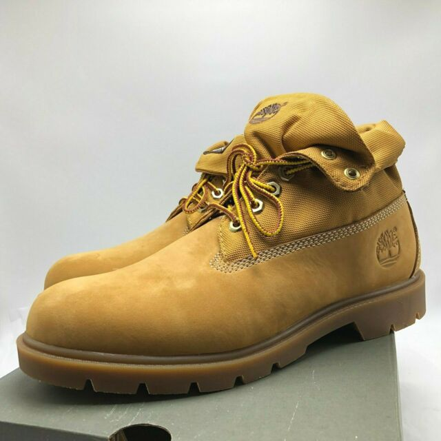 Timberland Basic Roll Top Wheat Mens