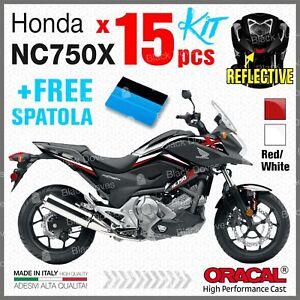 15-kit-ADESIVI-Rosso-Bianco-compatibile-con-Honda-NC-750-X-2011-2015-NC750-moto