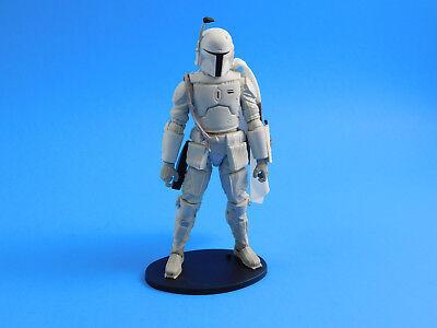 """50 x Black 1.5/"""" Vintage Star Wars Figure Display Stands  Wide stance  Kenner T2b"""