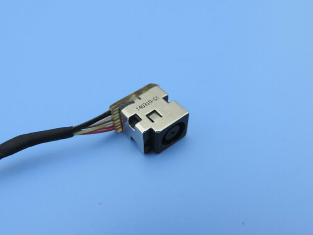 DC Power Port Jack Socket And Cable Wire C411 FOR HP Pavilion HDX16 X16