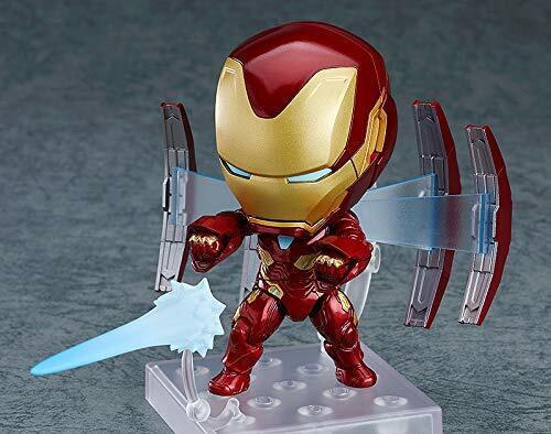 2019 Nendgoldid Nendgoldid Nendgoldid Iron Man Mark 50 Infinity Edition DX Ver. Avengers Infinity War c0a4dc