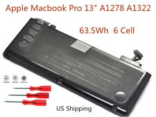 Apple A1322 MacBook Pro 13'' A1278 Replacement Battery