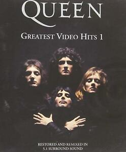 Queen-Greatest-Video-Hits-DVD-All-Regions-NTSC-NEW-5-1-surround-sound