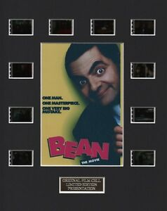 SALE  50 OF OUR NORMAL BIN PRICE  Mr Bean 35mm Film Cell Display - <span itemprop=availableAtOrFrom>UK, United Kingdom</span> - SALE  50 OF OUR NORMAL BIN PRICE  Mr Bean 35mm Film Cell Display - UK, United Kingdom