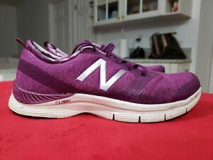 Details about New Balance Womens Cush WX711HG Purple Deep Jewel Training Shoes 11 Medium