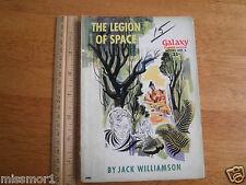 Galaxy Science Fiction 1950 pulp novel Jack Williamson Legion of Space