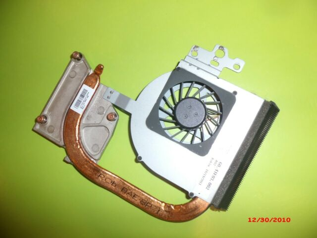 Dell OEM Inspiron N5110 and CPU Assembly for Intel Video UMA  Fan Heatsink RF2M7