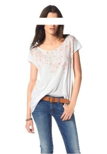 80/% coton taille 38,40 Bloom t-shirt NEUF 20/% modal