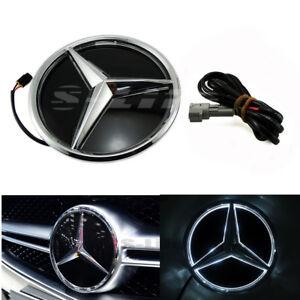 Car Led Illuminated Grille Star Logo Emblem Light For Mercedes Benz GLS GLC GLE