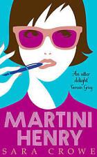 Martini Henry, Crowe, Sara, New