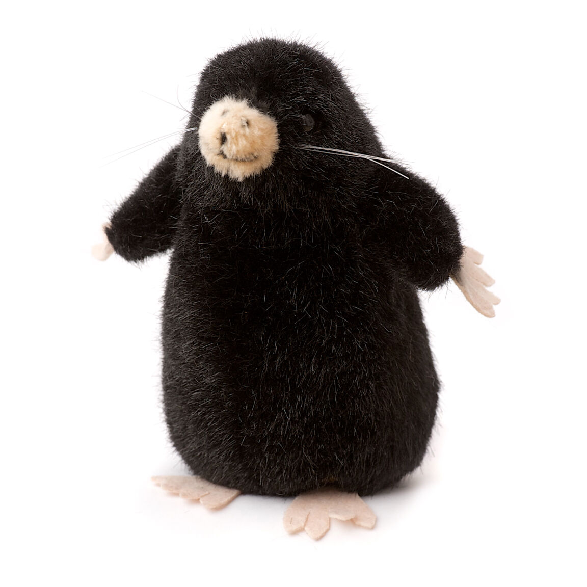 Mole - standing - collectable soft toy by Kosen   Kösen - 4410