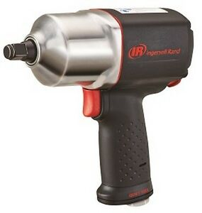 """Ingersoll Rand 2135QXPA 1/2"""" Quiet Air Impact Wrench"""