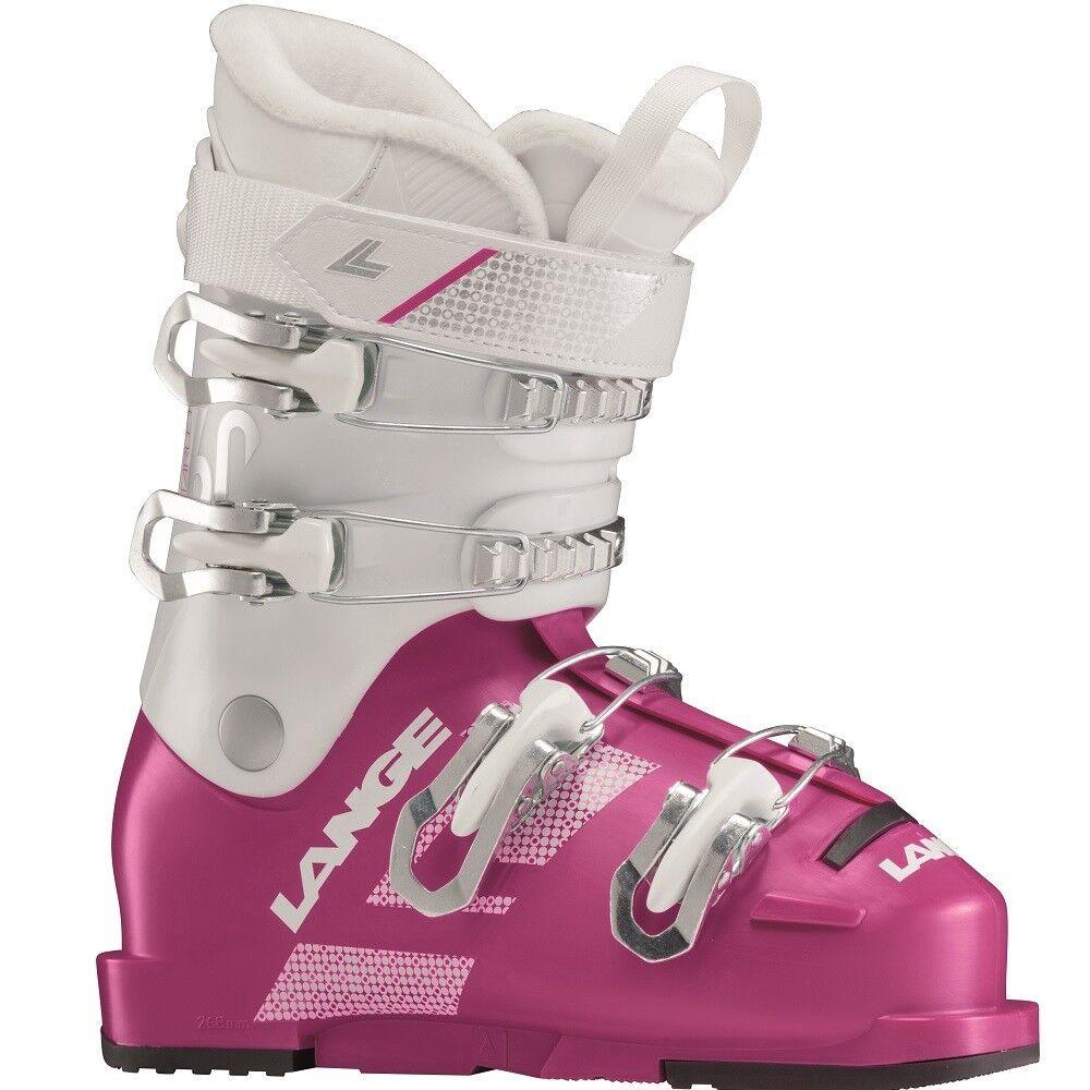 2019 Lange Starlet 60 JR Ski Boots