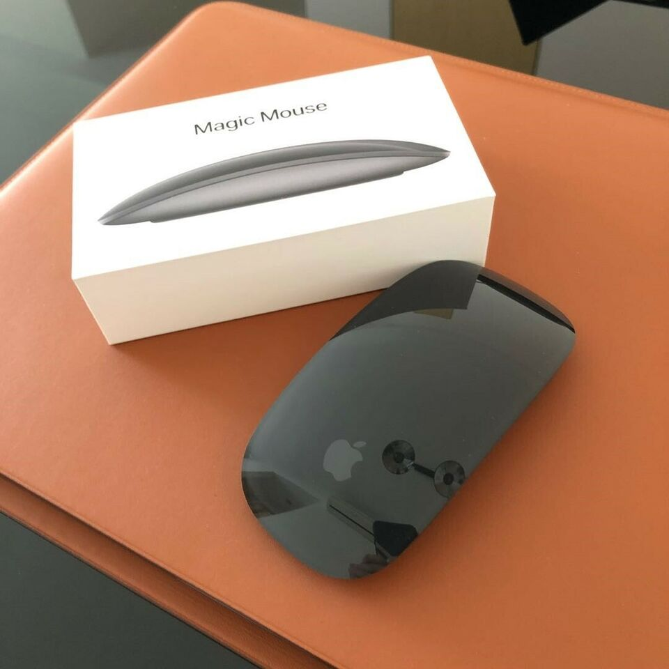 Andet, Apple Magic Mouse v2 space grey