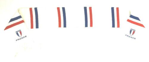 Frankreich France Fanschal Schal Balkenschal Fussball Football scarf #016