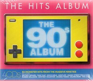The-Hits-Album-The-90-039-s-Album-Various-CD-2019-New