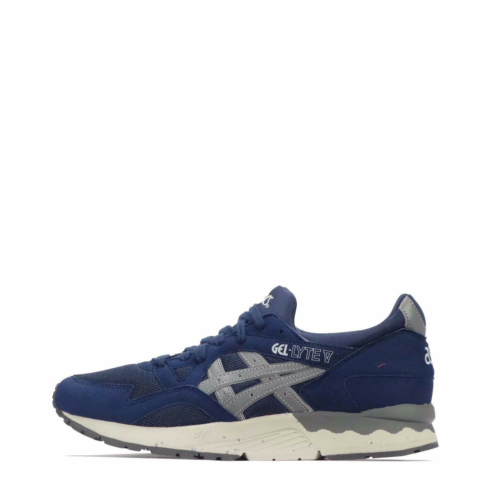 Asics Gel-Lyte V Men's shoes Navy Soft Grey