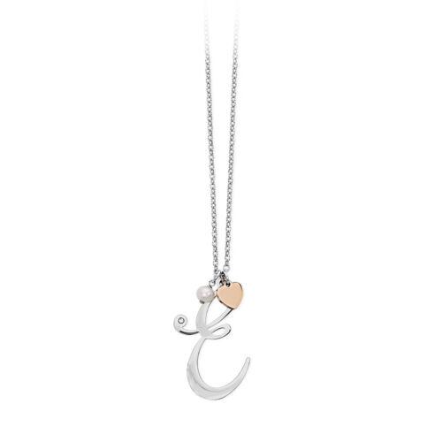 2 jewels 251619e collana in acciaio 316l collezione Lettere d/'amore