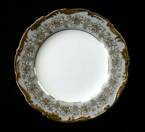 Beautiful-Coalport-Hazelton-Grey-Bread-Plate