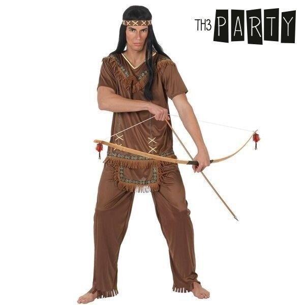 Kostume til voksne Th3 Party 2267 Indianer mand