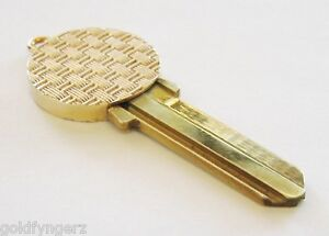 gold house key. Image Is Loading Vintage-Van-Cleef-amp-Arpels-VCA-Solid-Yellow- Gold House Key L