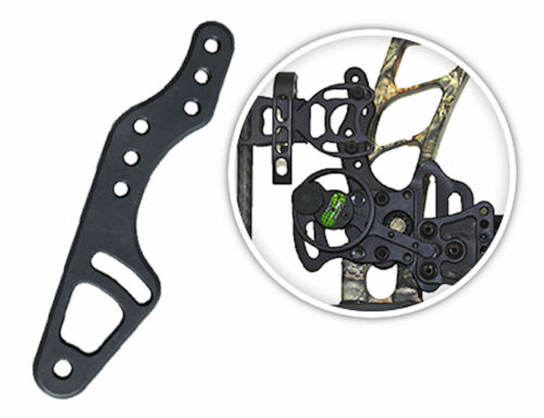 NEW  for 2017 TIGHTSPOT QUIVERS REDESIGNED MOVABLE SIGHT CONVERSION BRACKET