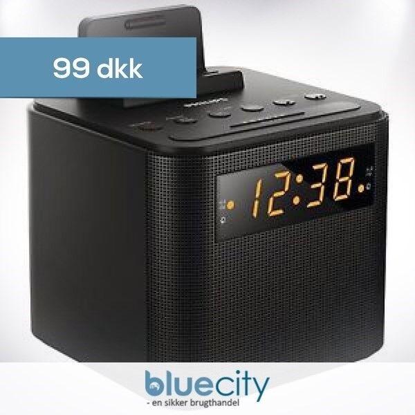 Anden radio, Andet, Phillips AJ3200/12 Uden Dock FM Sort