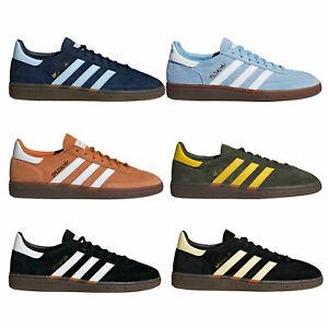 Adidas Original Handball Spezial Damen Chaussures Baskets Chaussures Sneakers