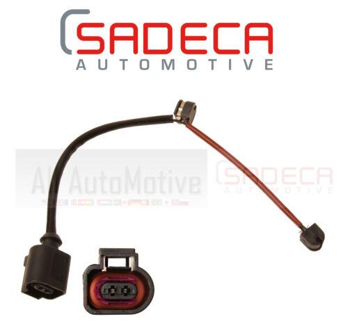 Disc Brake Pad Wear Sensor-Sadeca Rear WD Express 524 54002 482