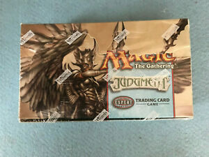 ENGLISH FACTORY SEALED Judgment Booster Pack
