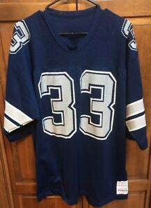 sale retailer 1ba40 9e121 Medalist Sand Knit Dallas Cowboys Tony Dorsett 33 Jersey ...