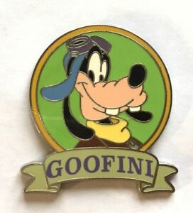 Disney-Pin-Badge-Storybook-Circus-Goofini-Goofy