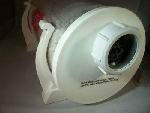 Neutralisator für saure Kondensate aus Gas Brennwertkesseln mit 2,62 kg Granulat