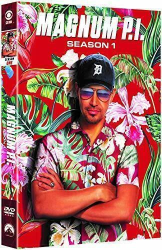 Magnum P I Jay Hernandez Tv Series Complete 1st First Season 1 One Dvd Set For Sale Online Ebay
