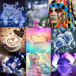 5D-Diamond-Painting-Embroidery-Cross-Craft-Stitch-Pictures-Arts-Kit-Mural-Decor
