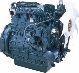 kubota series 03 m e3b 03 m di e3b 03 m e3bg diesel engine rh ebay ca  kubota v2003 engine manual